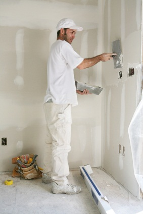 Drywall repair in Miquon, PA by Henderson Custom Painting.