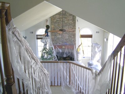 Custom Interior Painting